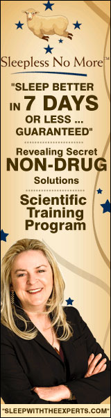 Sleep With The Experts natural sleep training program
